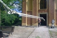 A tutaj krótka historia remontu Kościoła w Jeleniowie