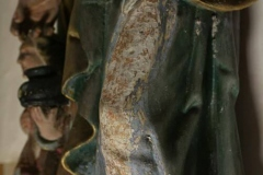 Ambona w Lewinie przed konserwacją