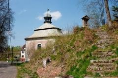 Kaplica św. Jana Nepomucena - widok zewnętrzny