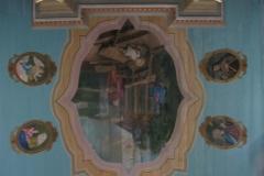 Kaplica w Jerzykowicach Małych - wnętrze
