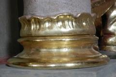Ołtarz św. Rodziny po renowacji
