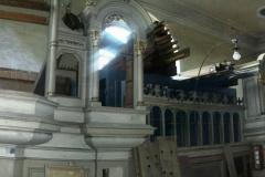 Organy przed renowacją